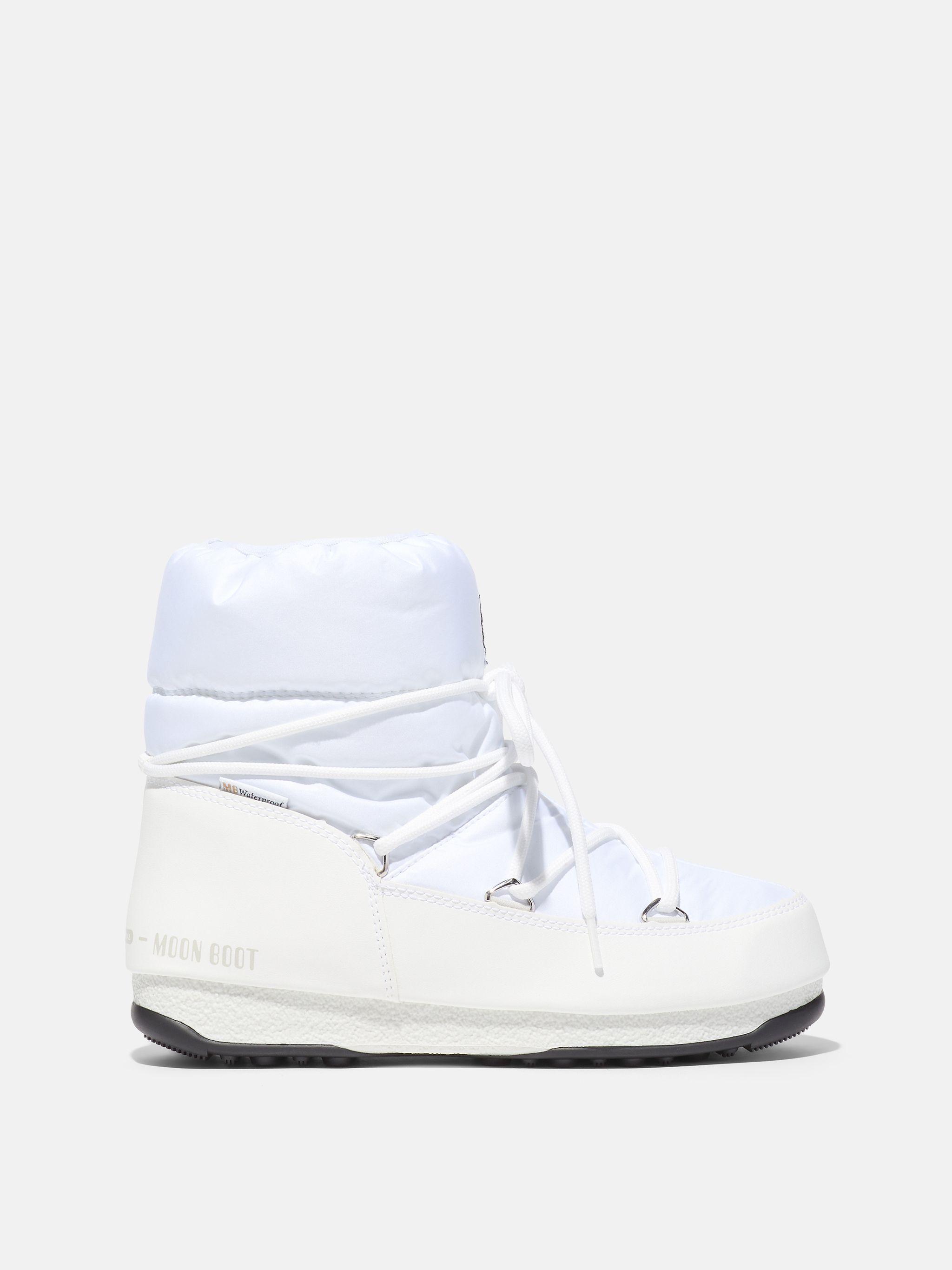 BOTAS PROTECHT LOW WHITE