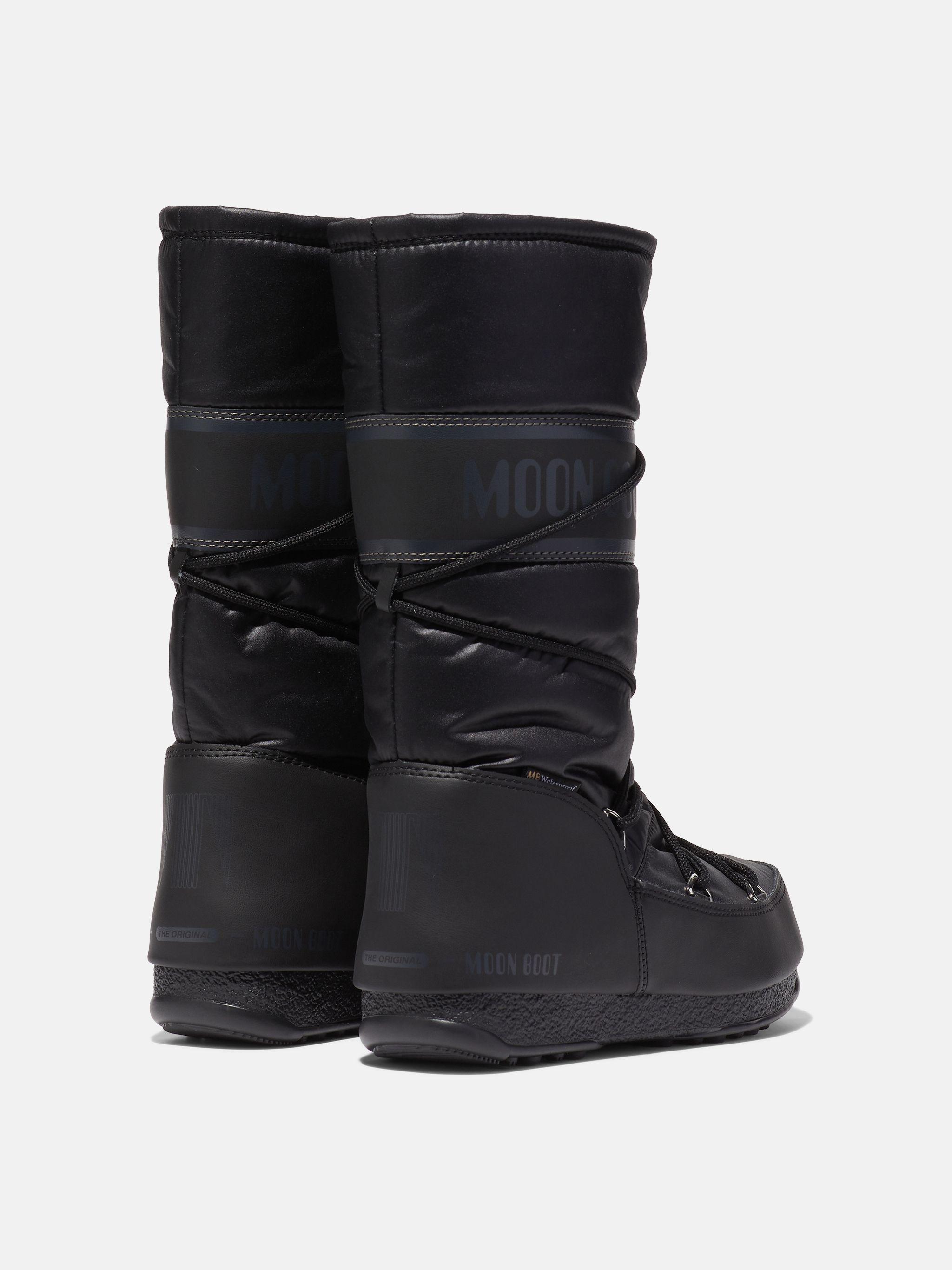 BOTTES PROTECHT HI-TOP BLACK