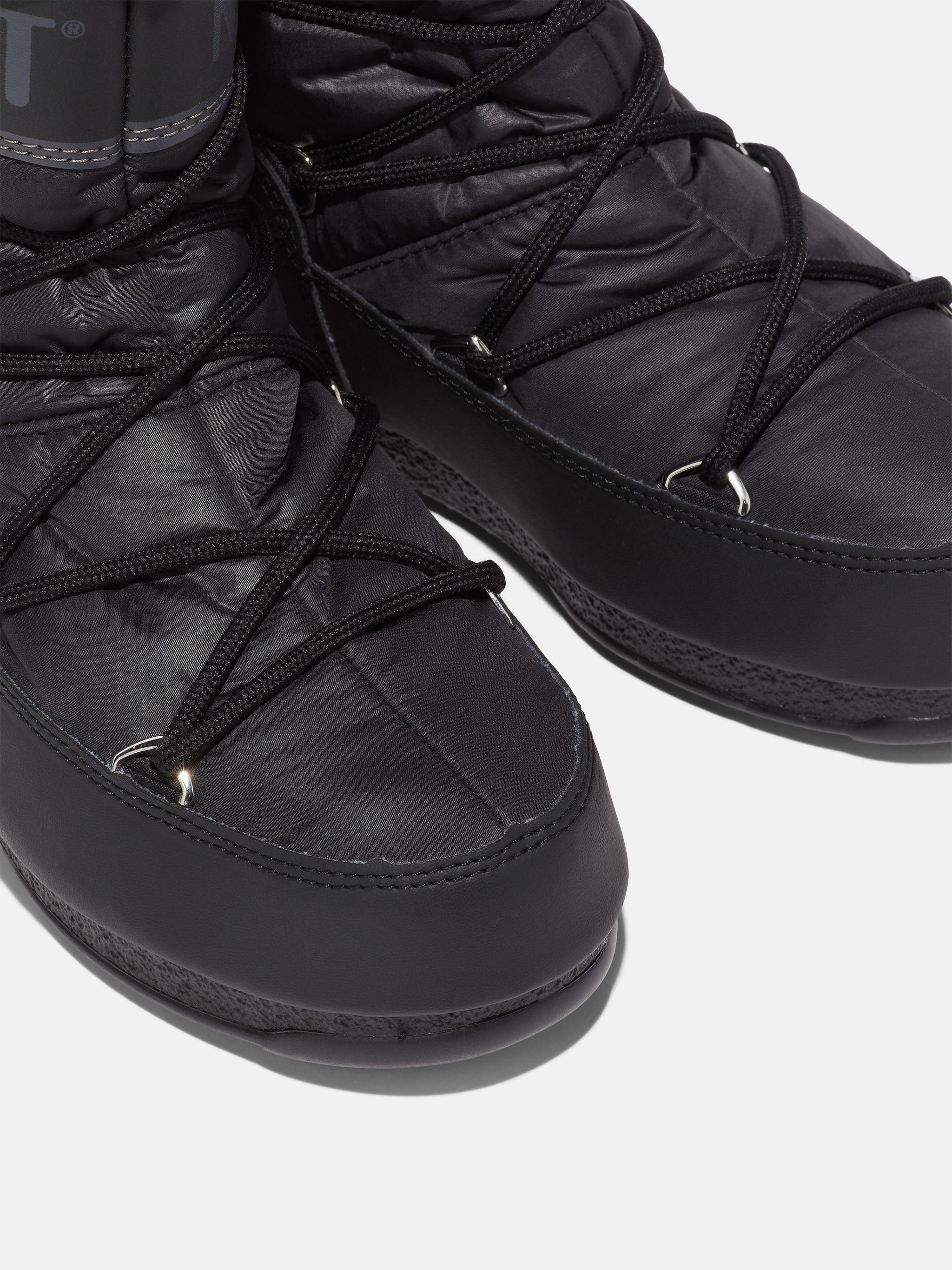BOTTES PROTECHT MID BLACK