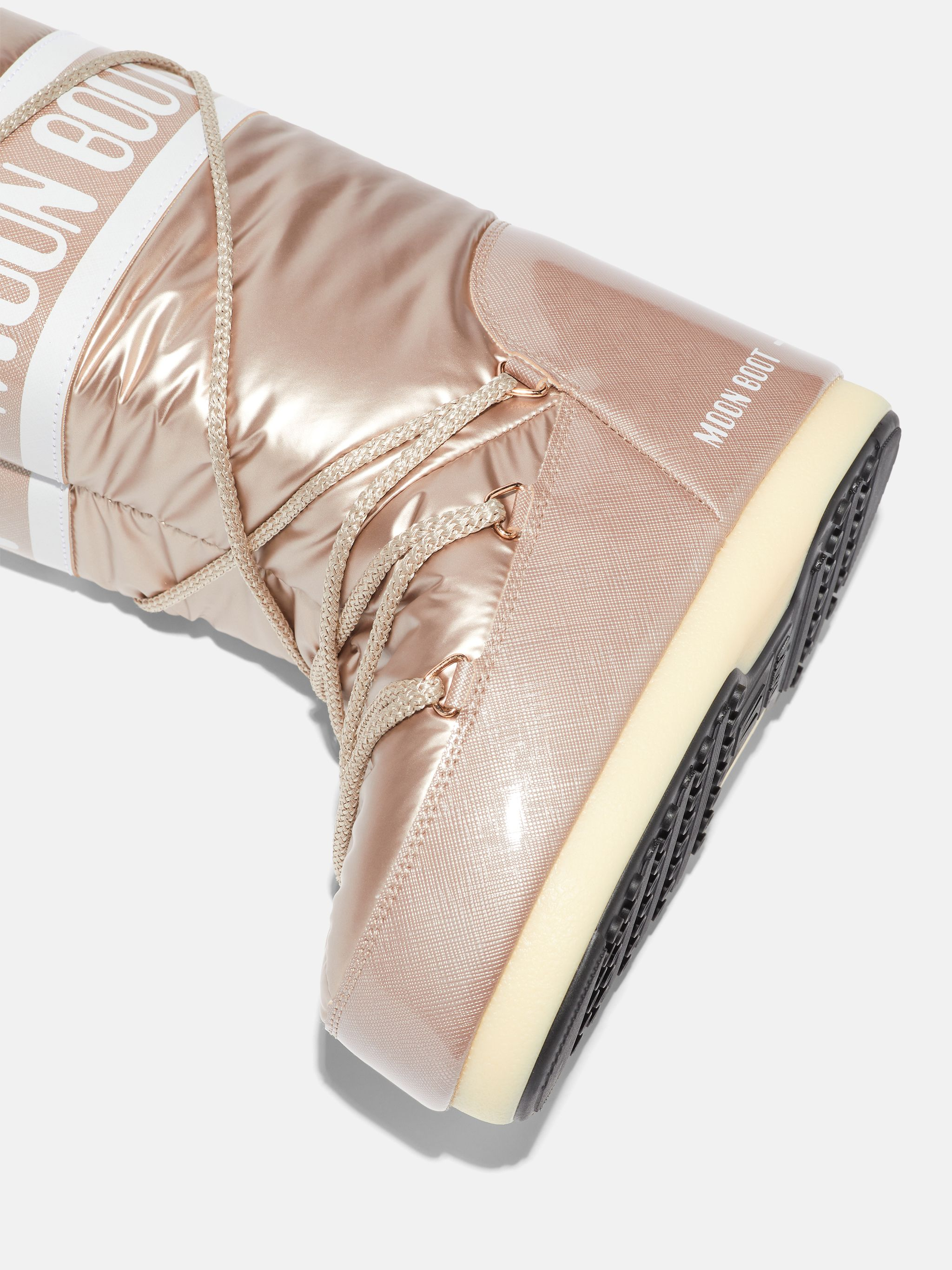 ICON PILLOW ROSE-GOLD BOOTS