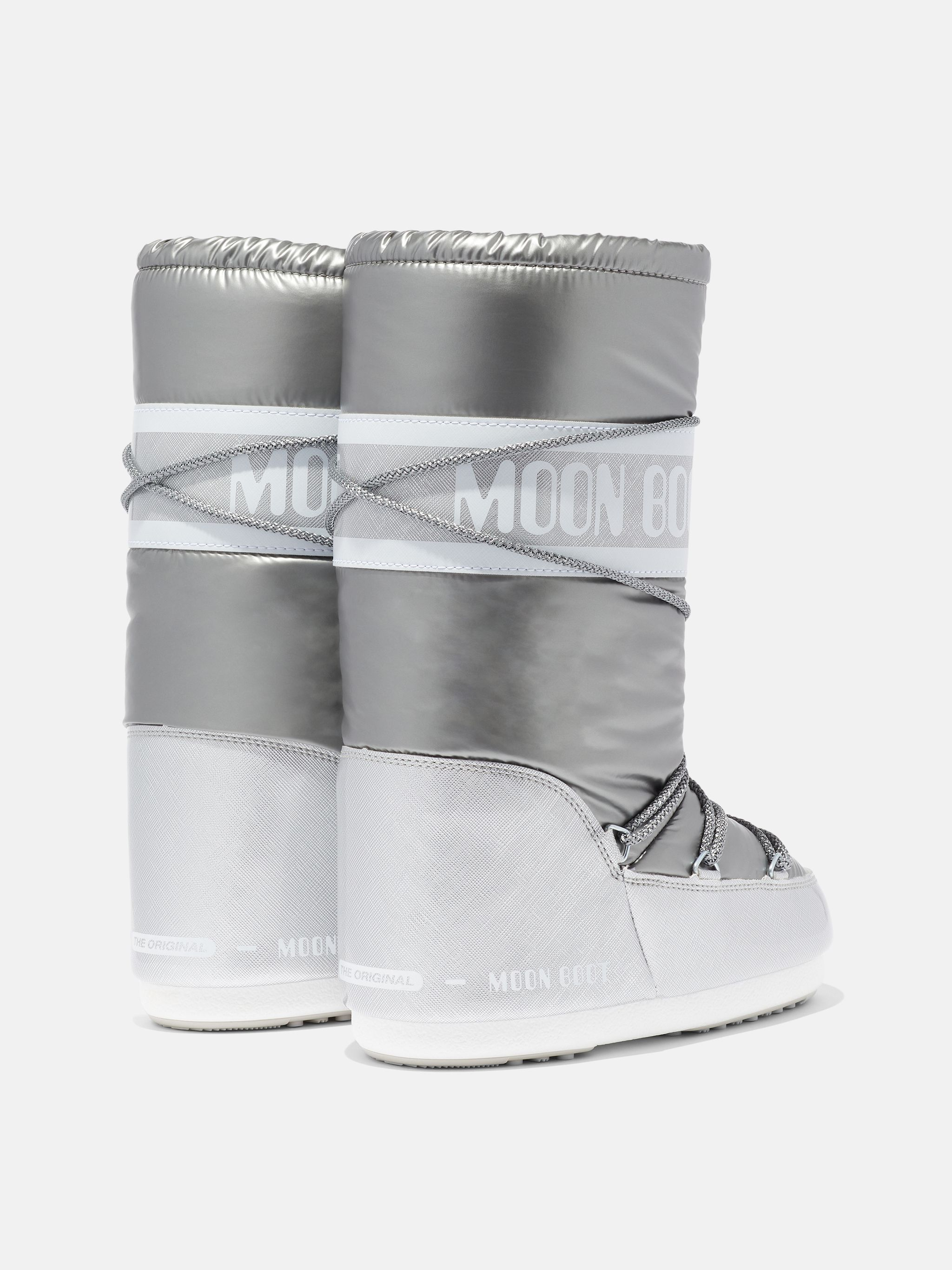 ICON PILLOW SILBER STIEFEL