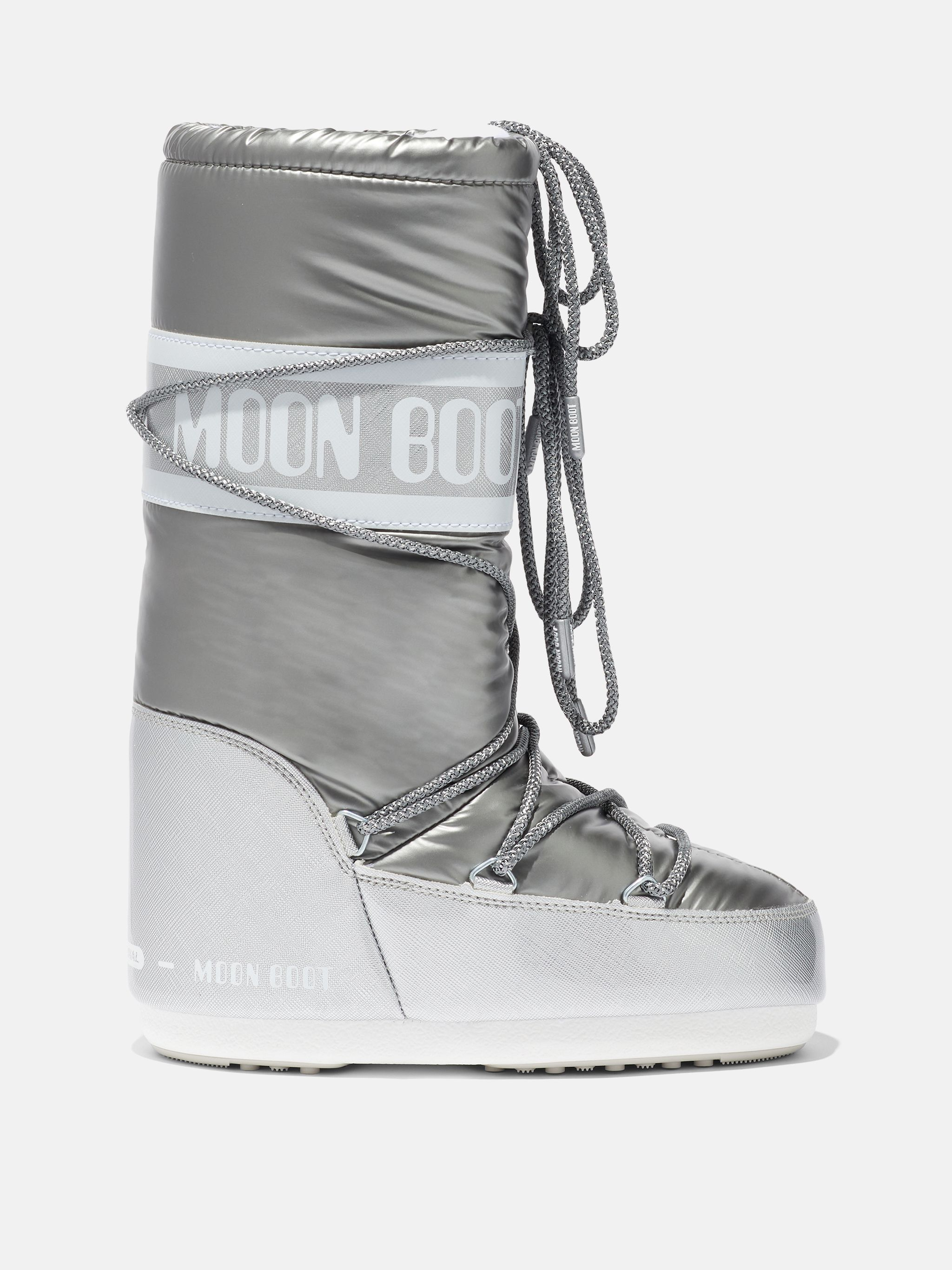 ICON PILLOW SILVER BOOTS