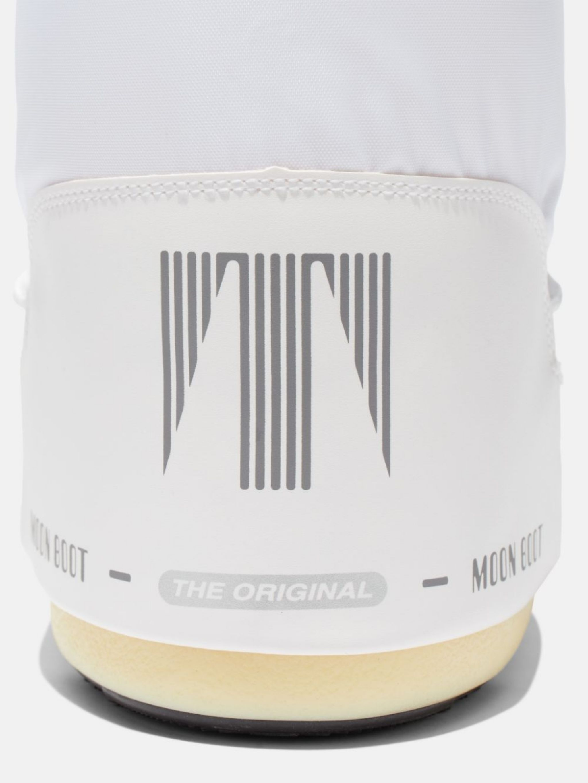 ICON JUNIOR WHITE NYLON BOOTS