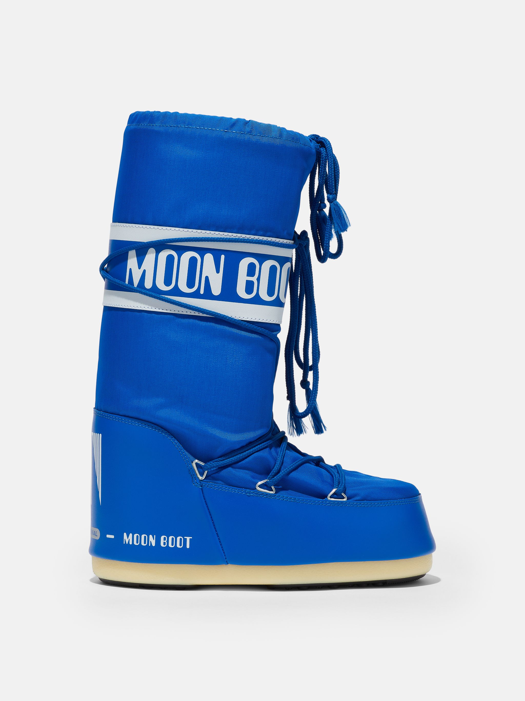САПОГИ ICON JUNIOR ELECTRIC-BLUE NYLON