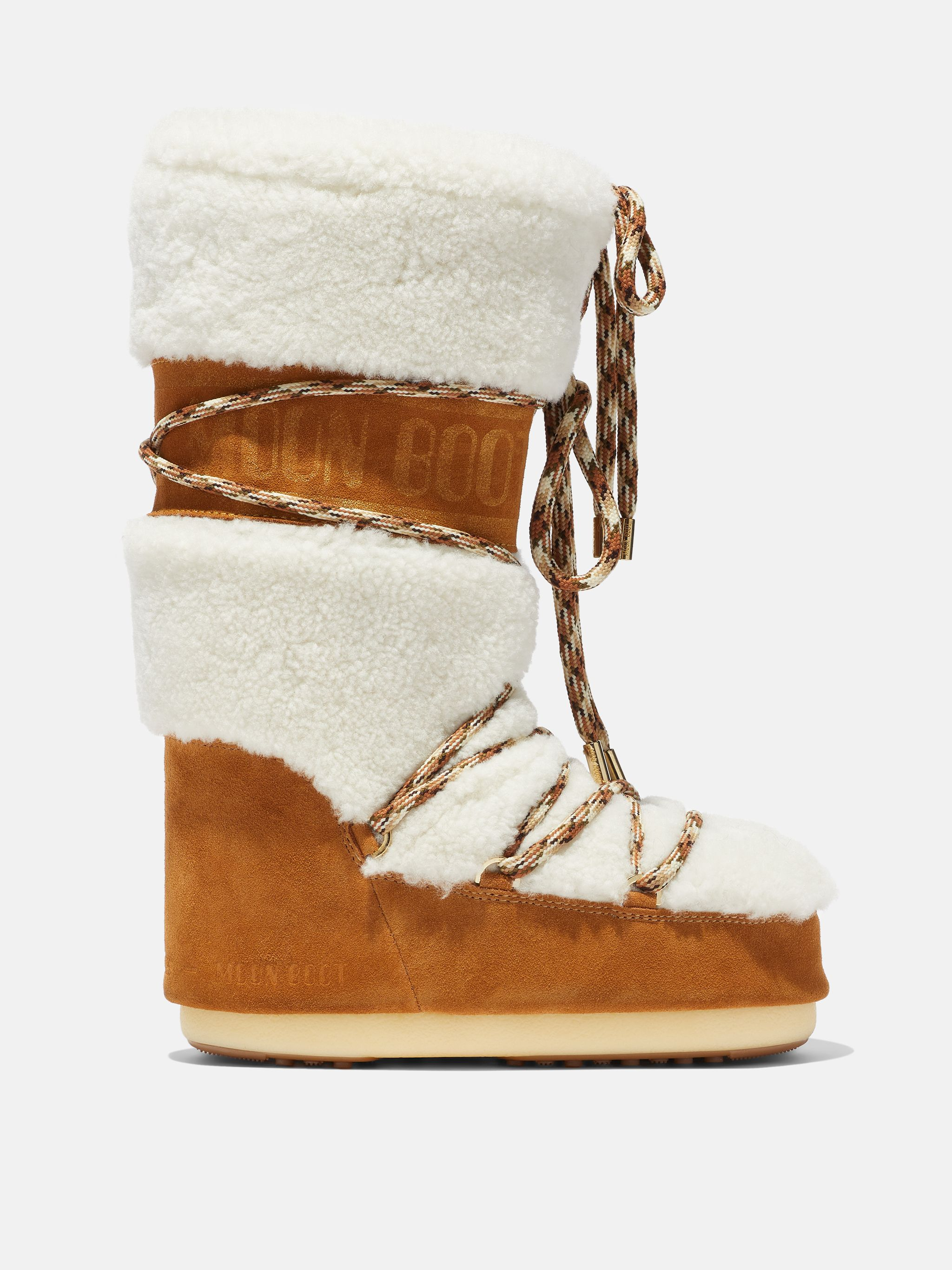 LAB69 ICON PANNA IN SHEARLING