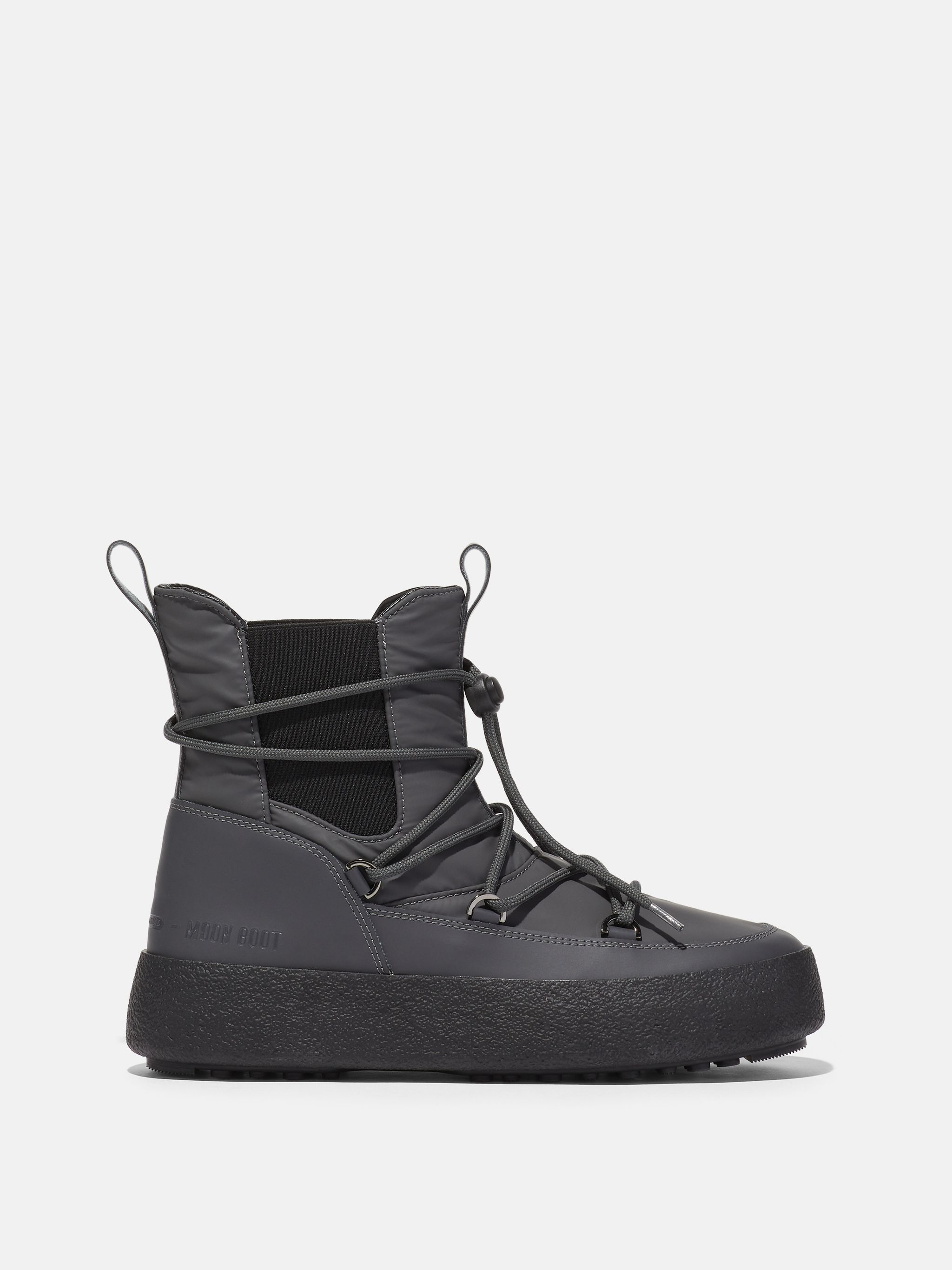 MTRACK CHELSEA GREY RUBBER BOOTS