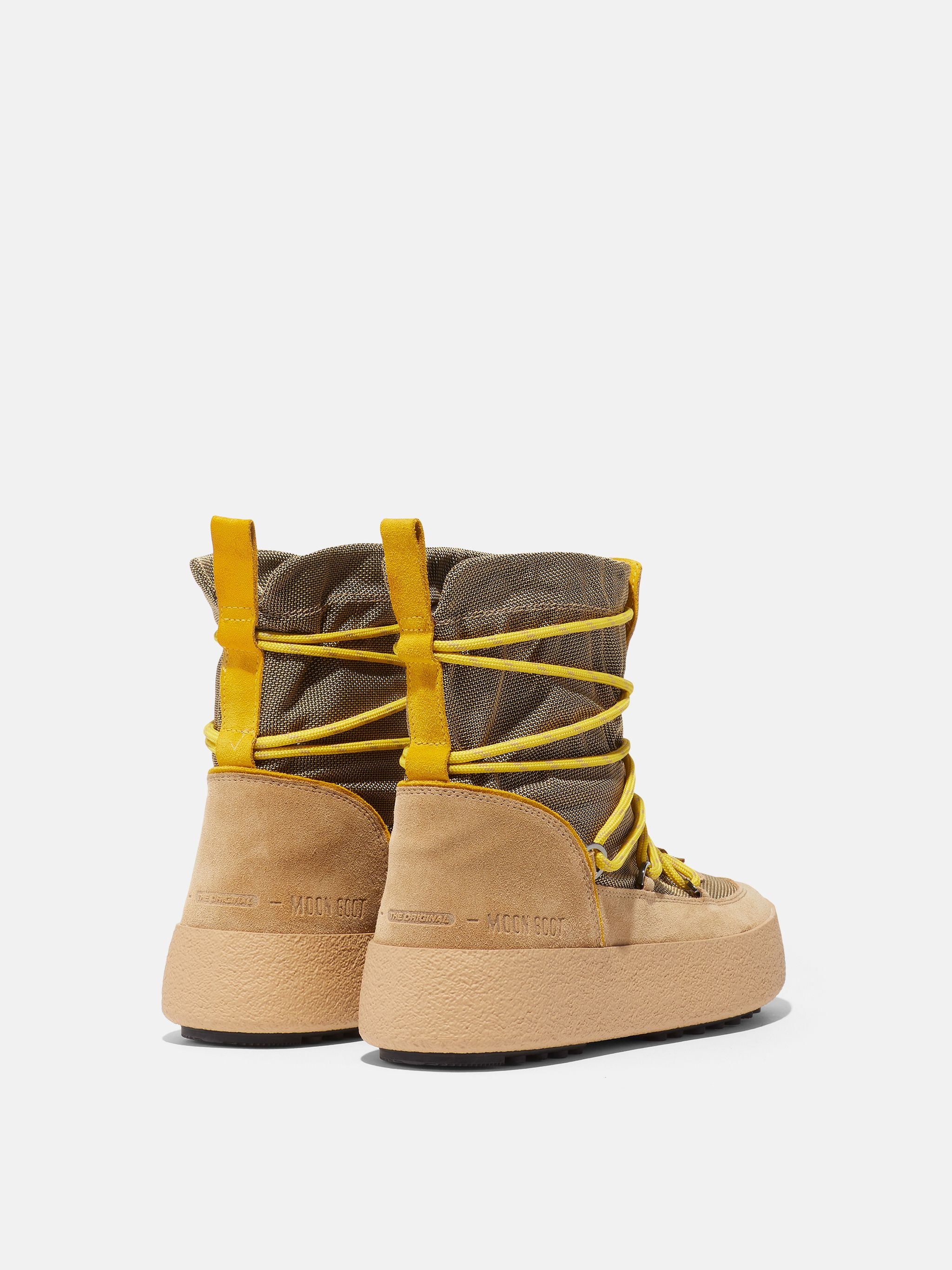 MTRACK SPORT BEIGE BOOTS