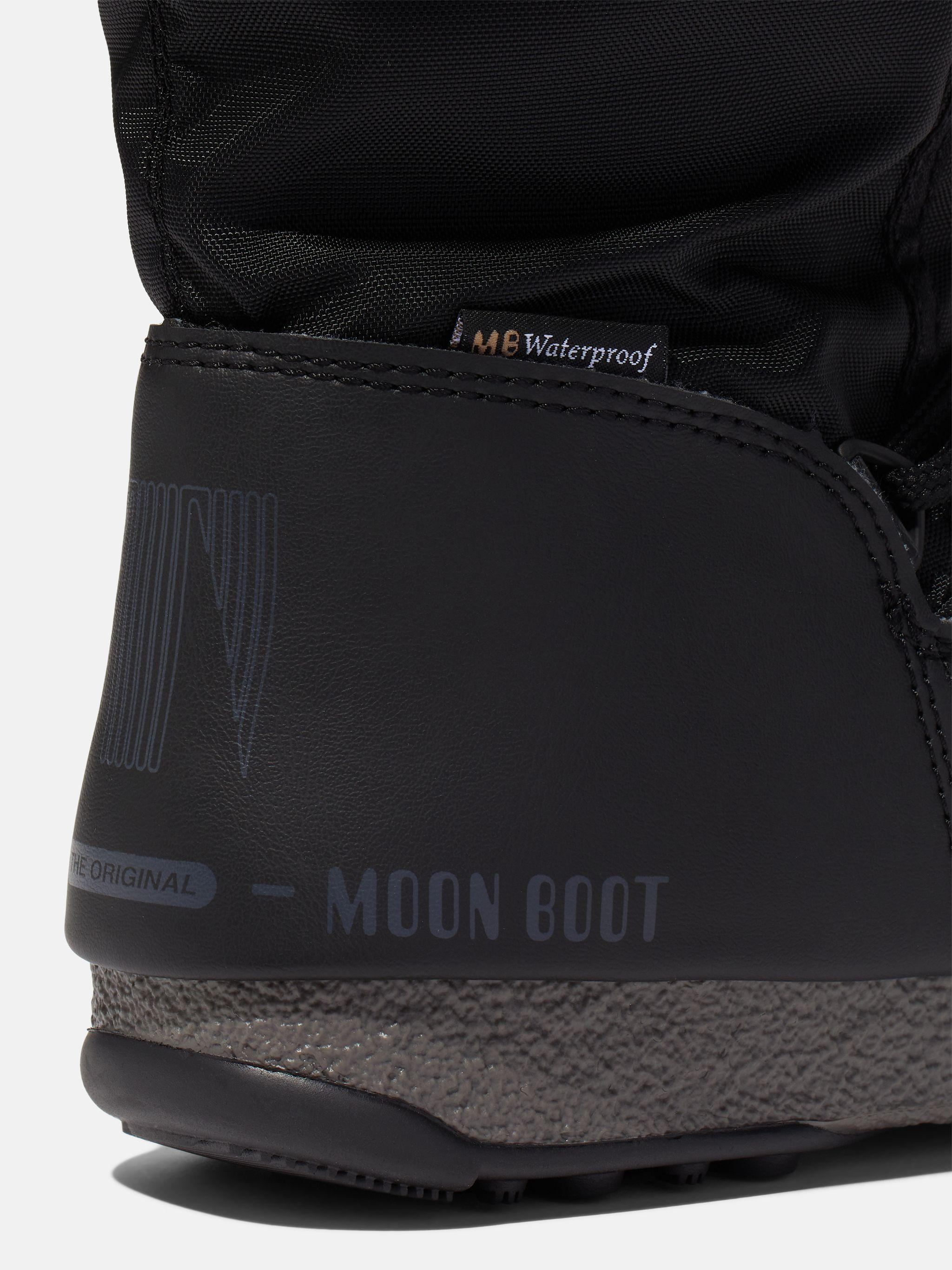 PROTECHT HI-TOP MONACO BLACK BOOTS