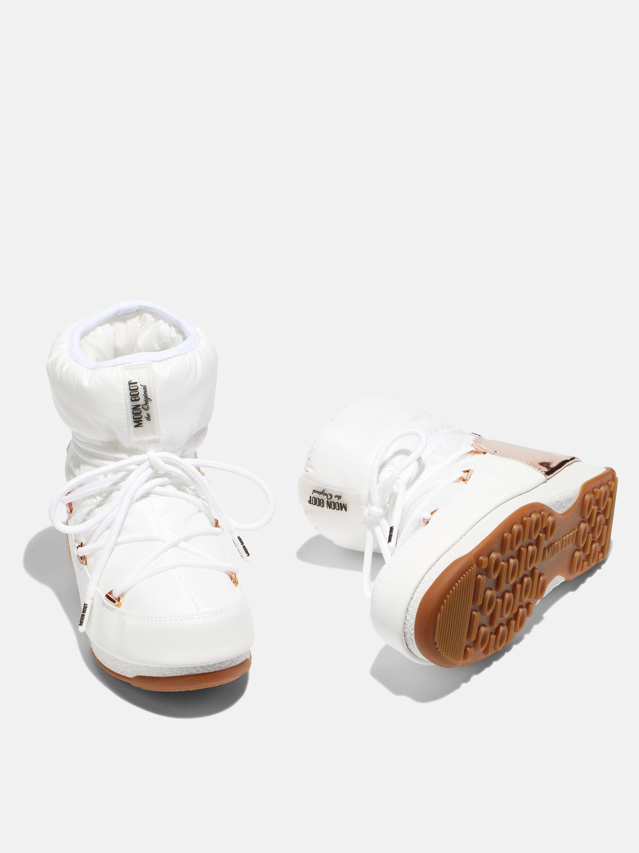 PROTECHT LOW ASPEN WHITE BOOTS