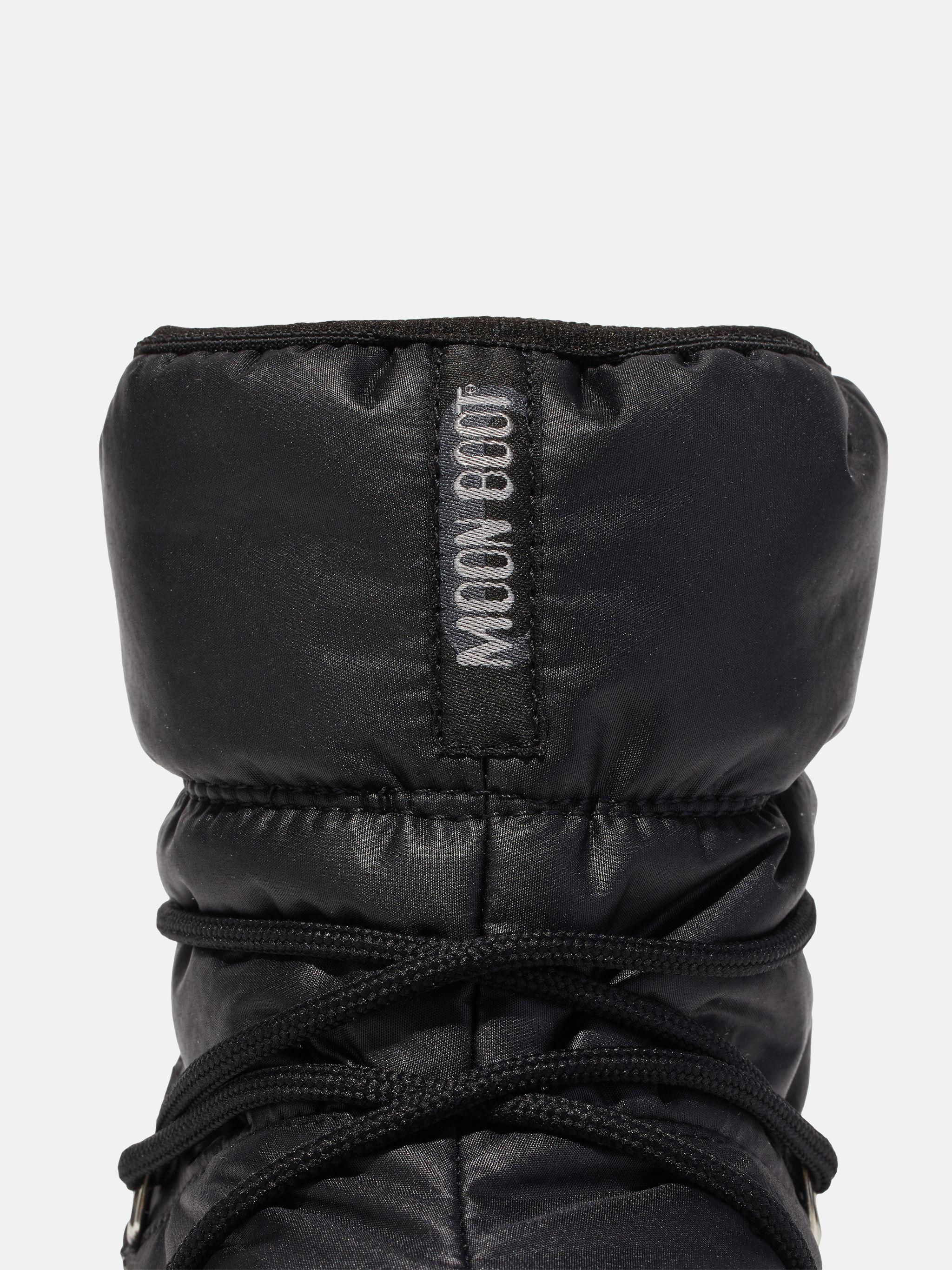 PROTECHT LOW BLACK BOOTS