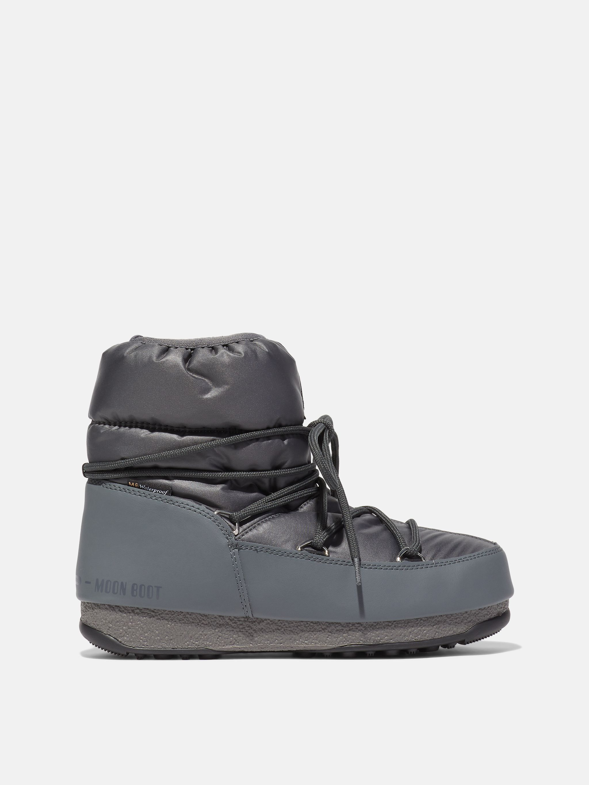 PROTECHT LOW GREY BOOTS