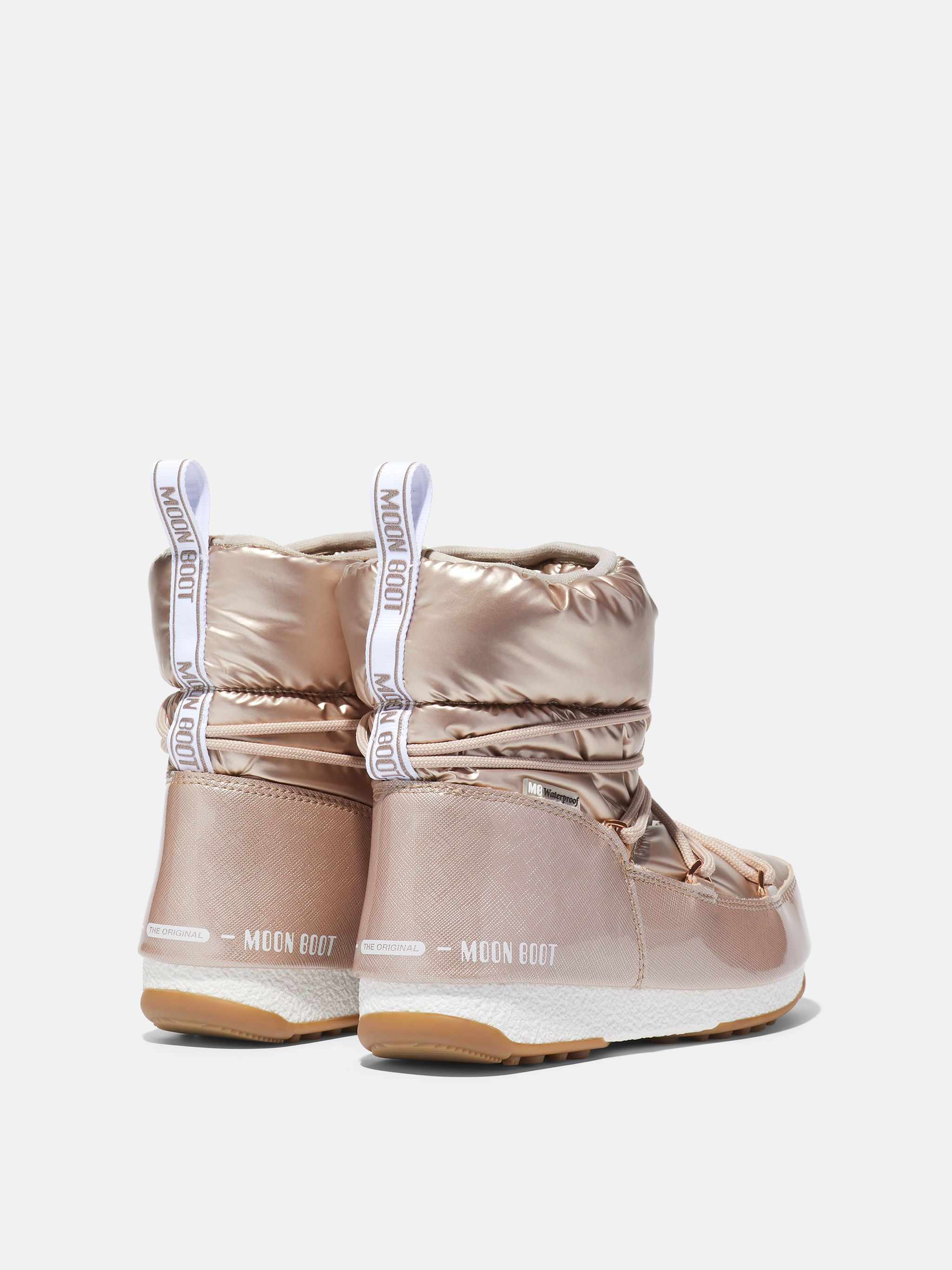 PROTECHT LOW PILLOW ROSE-GOLD BOOTS