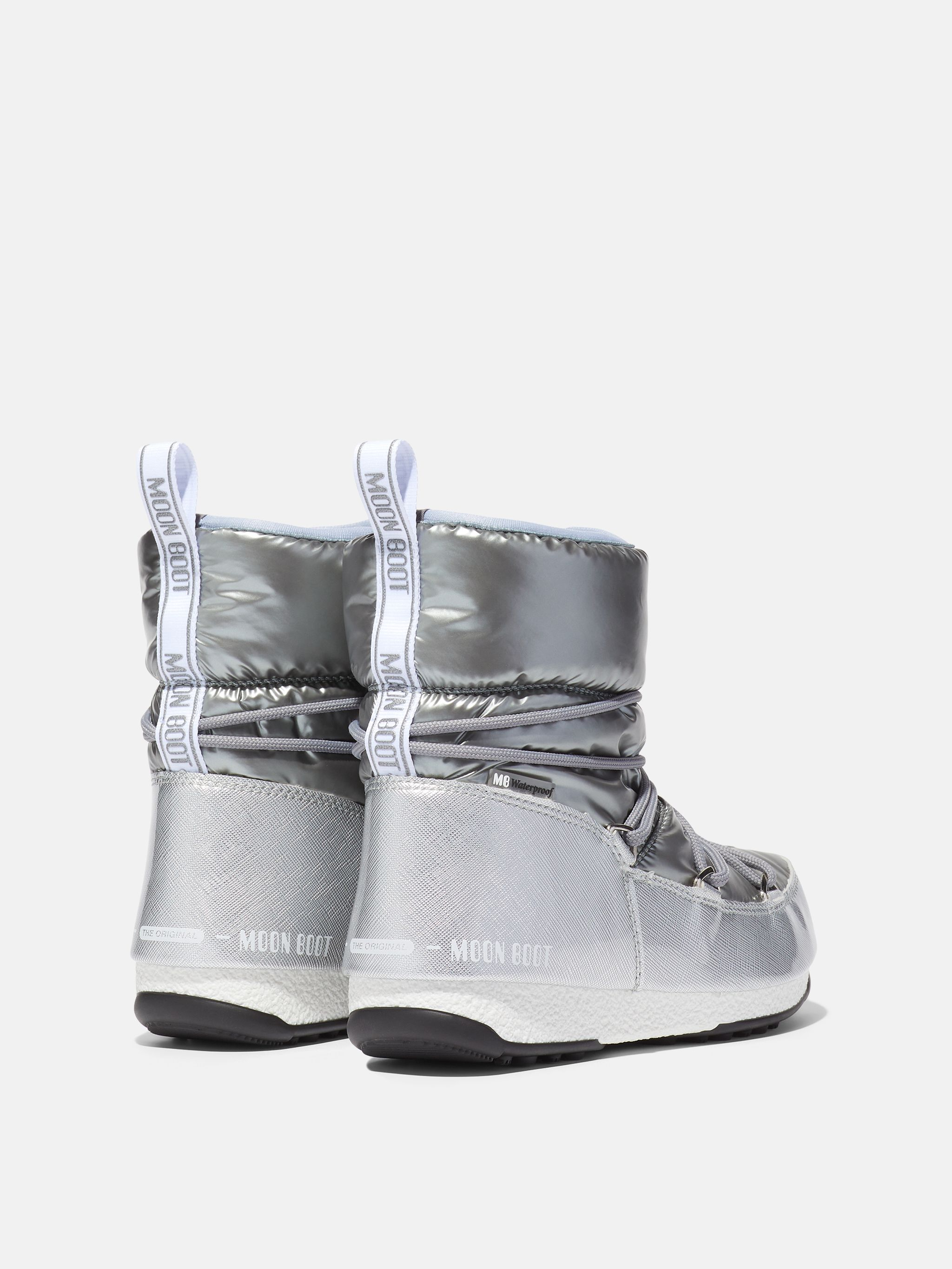 PROTECHT LOW PILLOW SILVER BOOTS