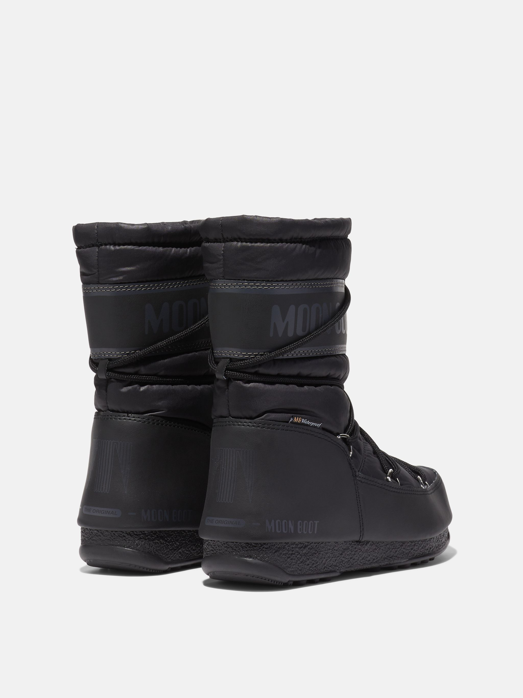 PROTECHT MID BLACK BOOTS