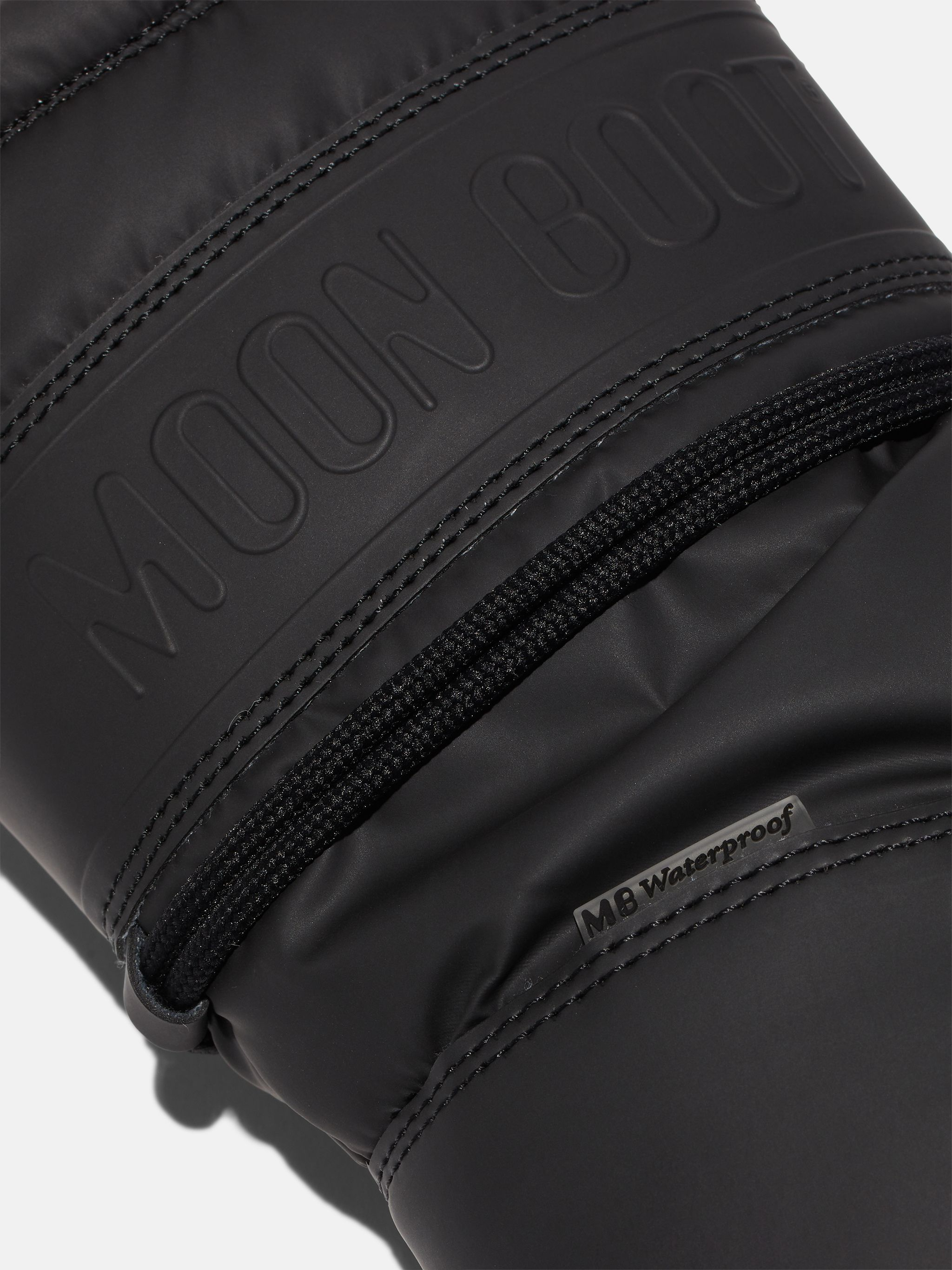 PROTECHT MID BLACK RUBBER BOOTS