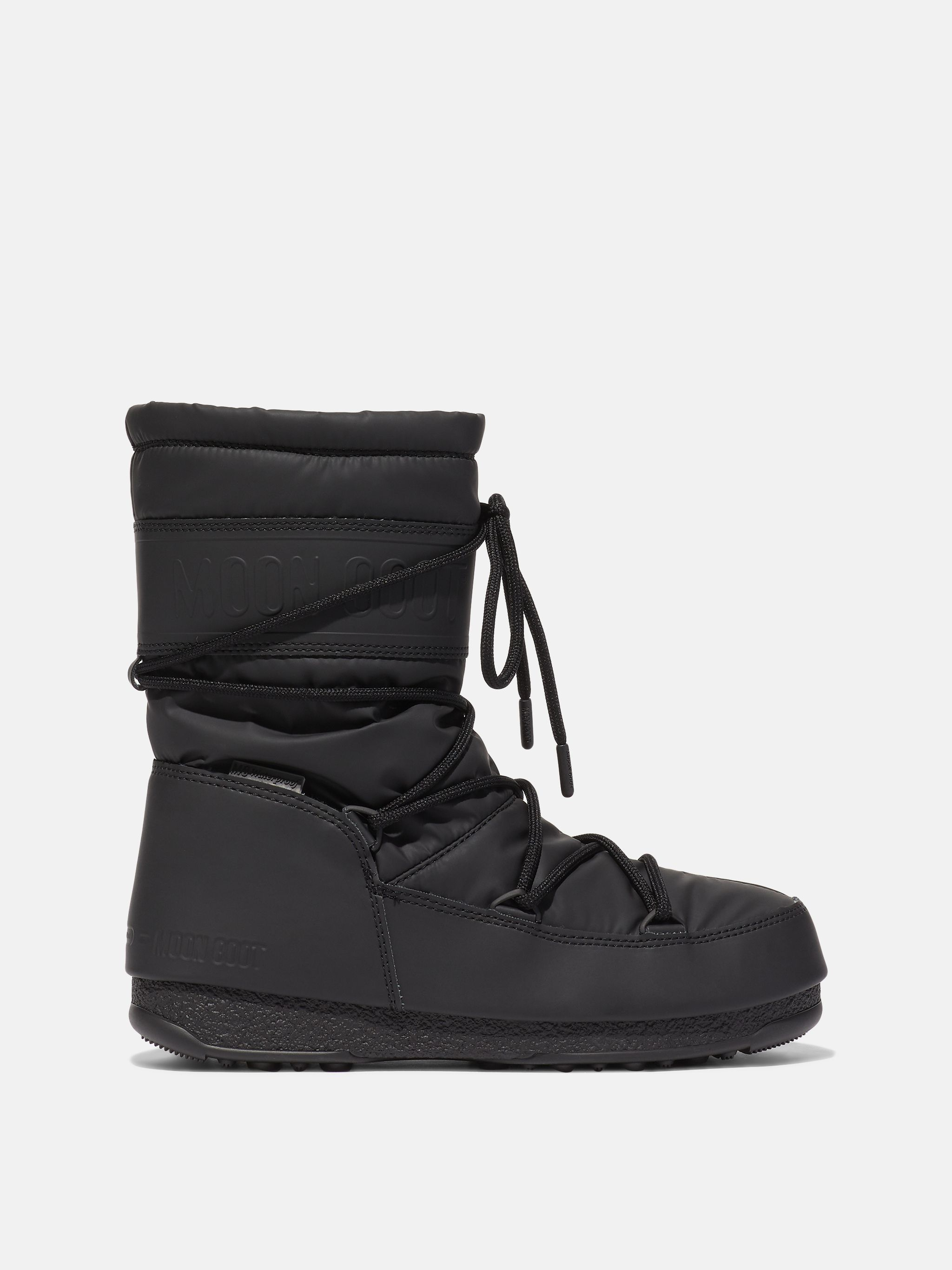 САПОГИ PROTECHT MID BLACK RUBBER